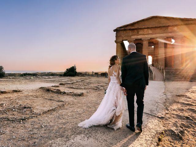 Il matrimonio di Maria e Massimo a Agrigento, Agrigento 54