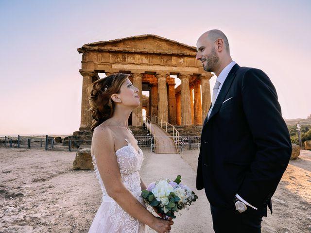Il matrimonio di Maria e Massimo a Agrigento, Agrigento 55