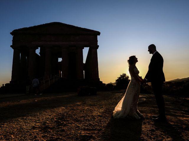 Il matrimonio di Maria e Massimo a Agrigento, Agrigento 56