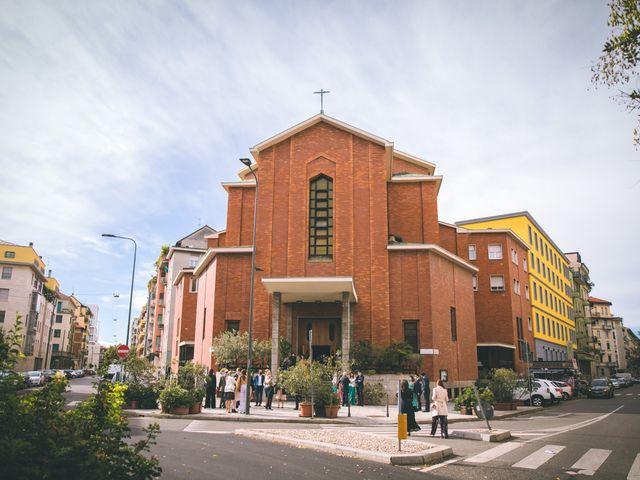 Il matrimonio di Paolo e Daniela a Milano, Milano 35
