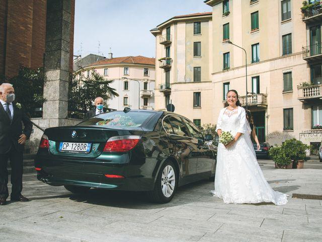 Il matrimonio di Paolo e Daniela a Milano, Milano 45