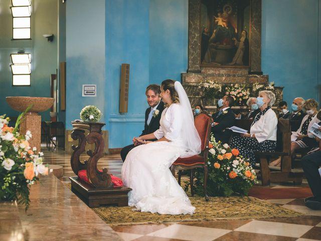 Il matrimonio di Paolo e Daniela a Milano, Milano 88