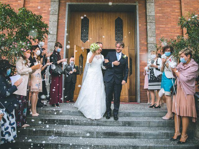 Il matrimonio di Paolo e Daniela a Milano, Milano 98