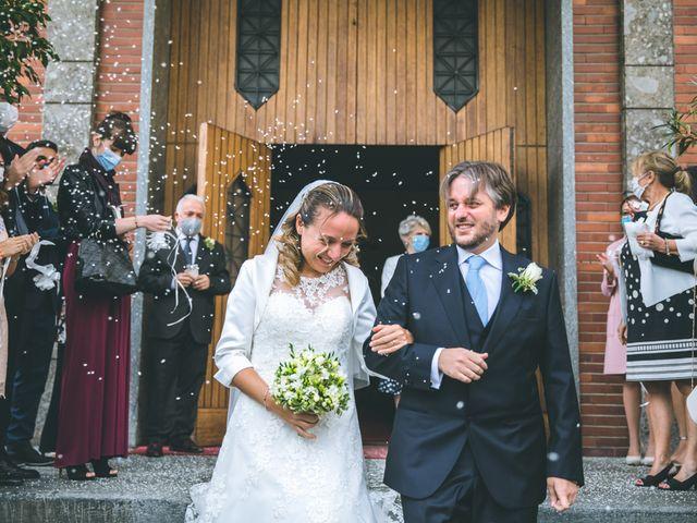 Il matrimonio di Paolo e Daniela a Milano, Milano 99
