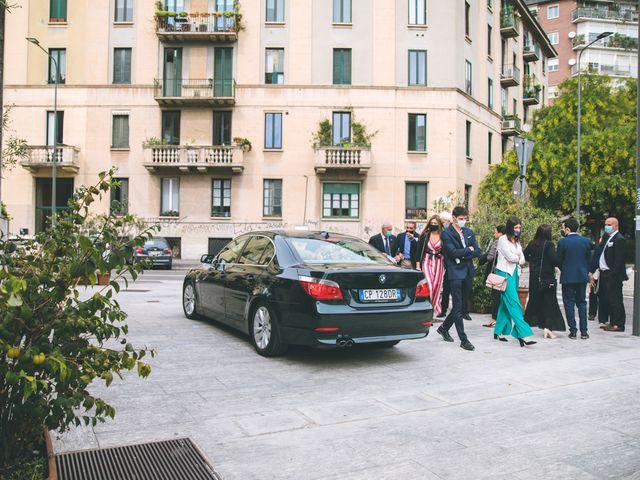 Il matrimonio di Paolo e Daniela a Milano, Milano 104