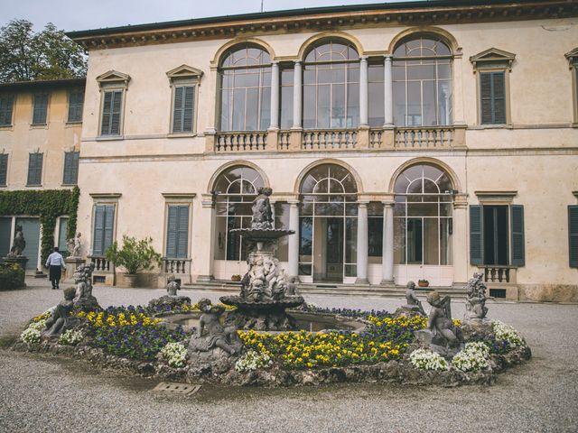 Il matrimonio di Paolo e Daniela a Milano, Milano 106