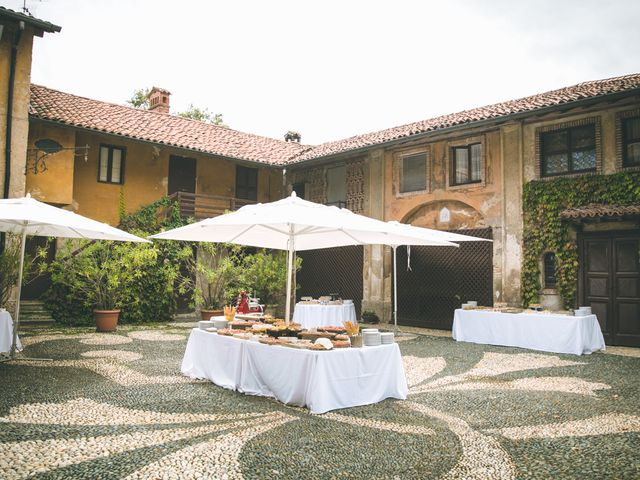 Il matrimonio di Paolo e Daniela a Milano, Milano 107