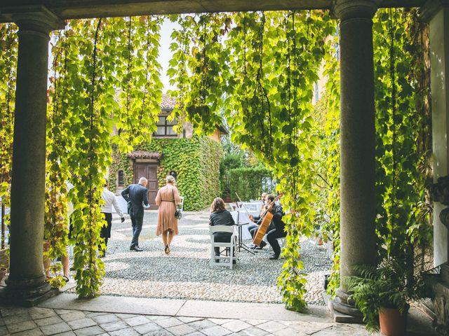 Il matrimonio di Paolo e Daniela a Milano, Milano 119