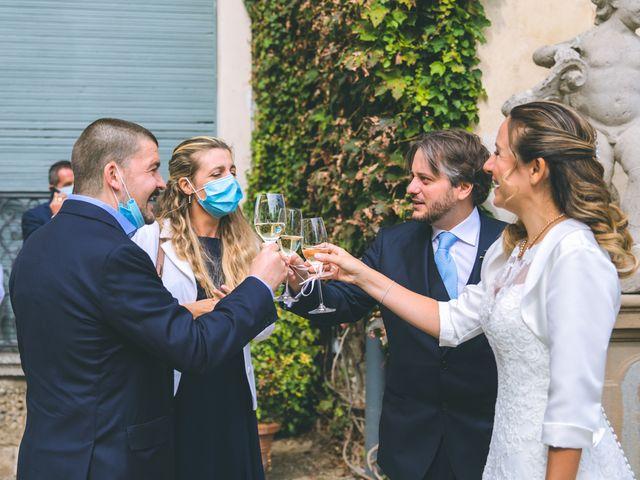 Il matrimonio di Paolo e Daniela a Milano, Milano 123