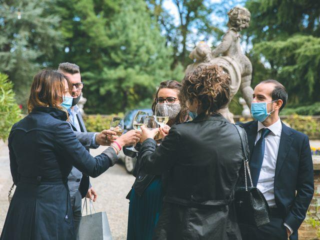 Il matrimonio di Paolo e Daniela a Milano, Milano 124