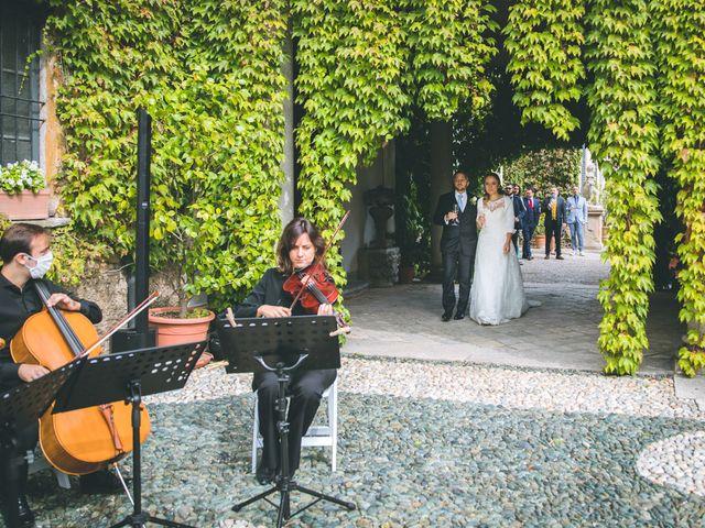 Il matrimonio di Paolo e Daniela a Milano, Milano 127