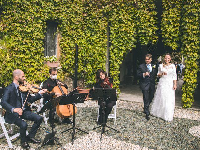 Il matrimonio di Paolo e Daniela a Milano, Milano 129