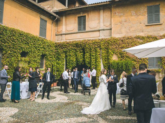 Il matrimonio di Paolo e Daniela a Milano, Milano 130