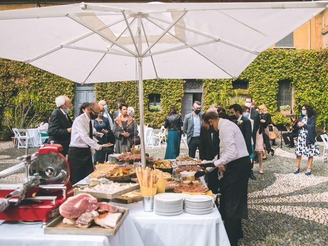 Il matrimonio di Paolo e Daniela a Milano, Milano 140