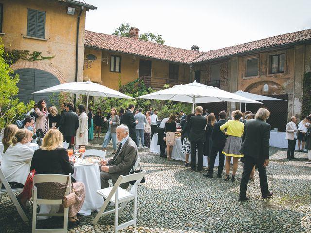 Il matrimonio di Paolo e Daniela a Milano, Milano 141