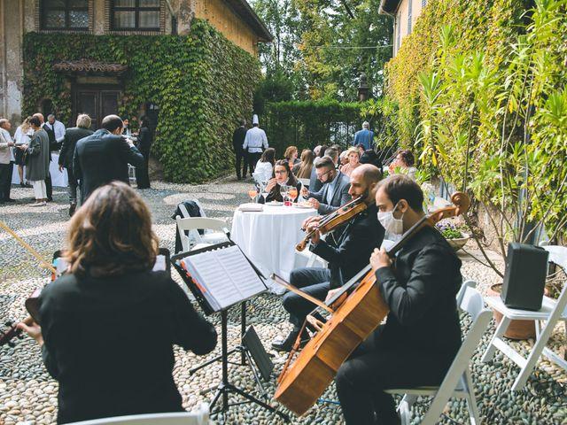 Il matrimonio di Paolo e Daniela a Milano, Milano 142