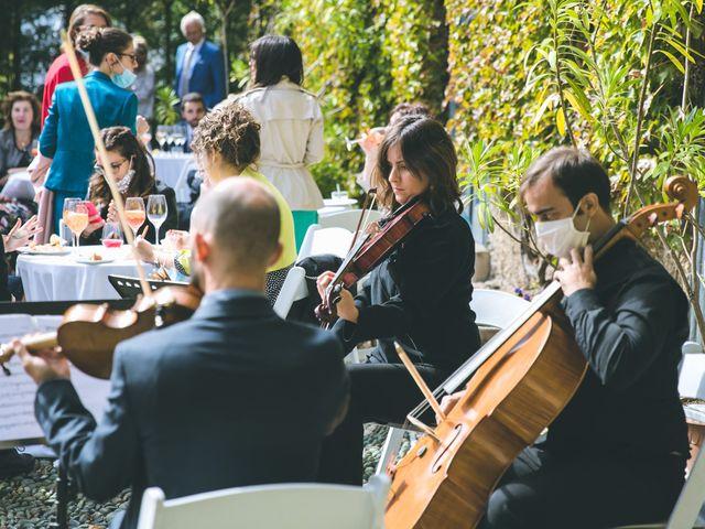 Il matrimonio di Paolo e Daniela a Milano, Milano 147