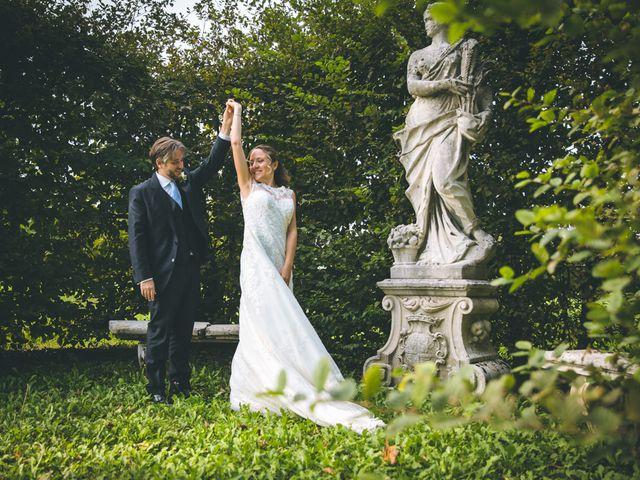 Il matrimonio di Paolo e Daniela a Milano, Milano 178