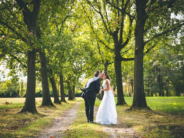 Il matrimonio di Paolo e Daniela a Milano, Milano 182