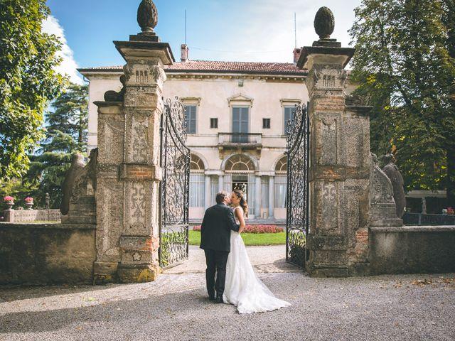 Il matrimonio di Paolo e Daniela a Milano, Milano 187