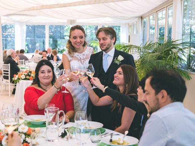 Il matrimonio di Paolo e Daniela a Milano, Milano 221