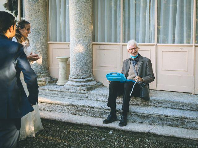 Il matrimonio di Paolo e Daniela a Milano, Milano 242