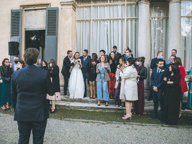 Il matrimonio di Paolo e Daniela a Milano, Milano 263