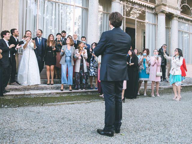 Il matrimonio di Paolo e Daniela a Milano, Milano 267