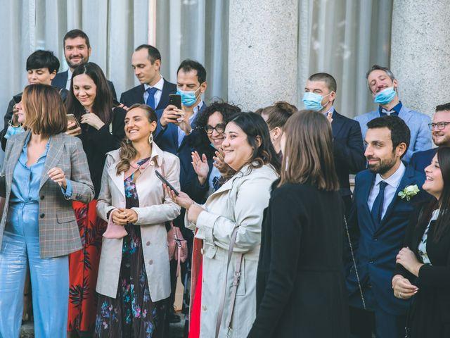 Il matrimonio di Paolo e Daniela a Milano, Milano 268