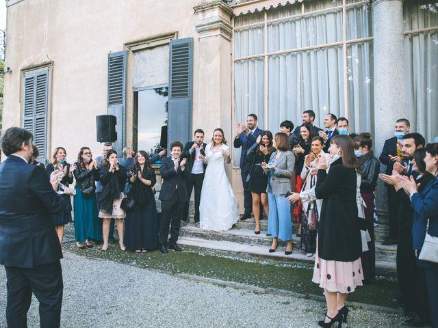 Il matrimonio di Paolo e Daniela a Milano, Milano 271
