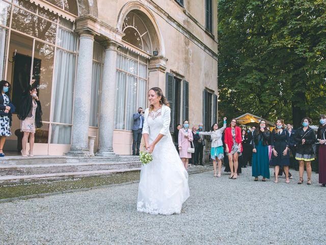 Il matrimonio di Paolo e Daniela a Milano, Milano 277