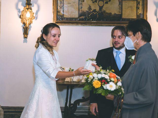 Il matrimonio di Paolo e Daniela a Milano, Milano 282