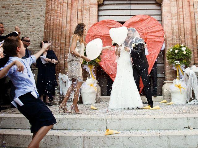 Il matrimonio di Michele e Laura a Rimini, Rimini 22