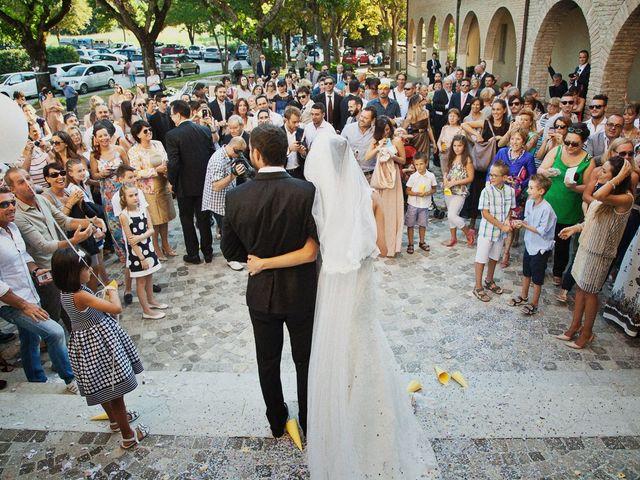 Il matrimonio di Michele e Laura a Rimini, Rimini 23