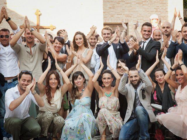 Il matrimonio di Michele e Laura a Rimini, Rimini 24