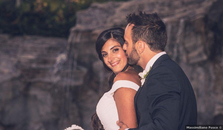 Il matrimonio di Domenico e Jessica a Cava de' Tirreni, Salerno
