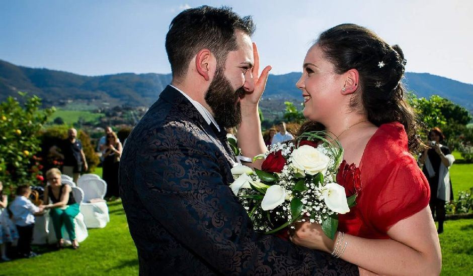 Il matrimonio di Alessandro  e Celeste a Quarrata, Pistoia