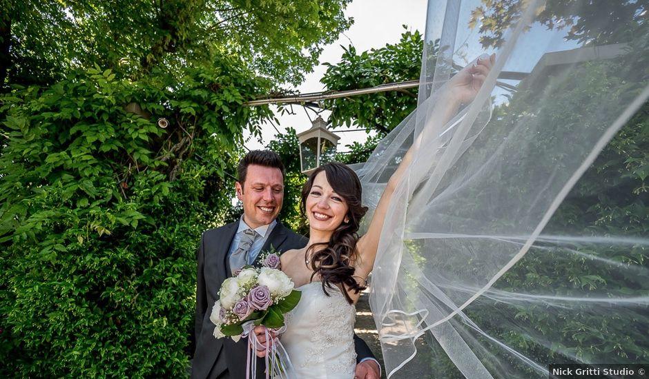 Il matrimonio di Omar e Michela a Selvino, Bergamo