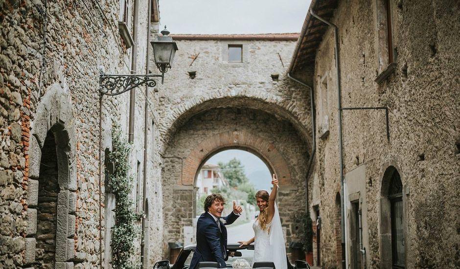 Anniversario Matrimonio Toscana : Il matrimonio di veronica e francesco a bagnone massa