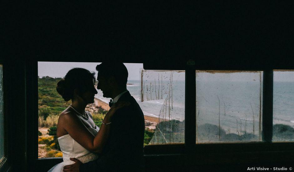 Il matrimonio di Ilenia e Valerio a Ragusa, Ragusa