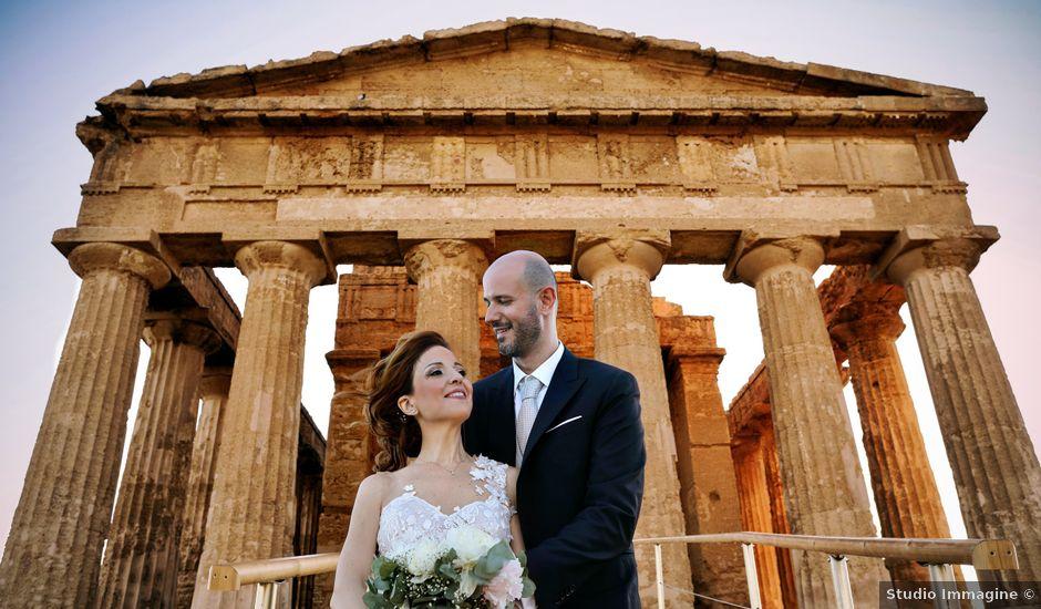 Il matrimonio di Maria e Massimo a Agrigento, Agrigento