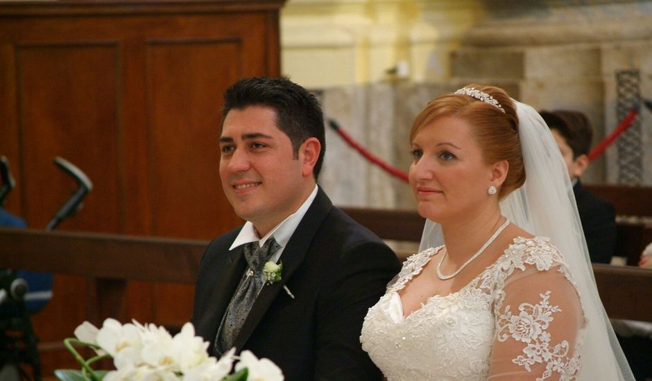 Il matrimonio di Cecilia e Giuseppe a Trapani, Trapani