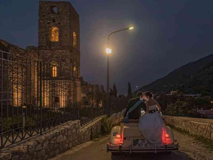 Le nozze di Rosa e Alessandro