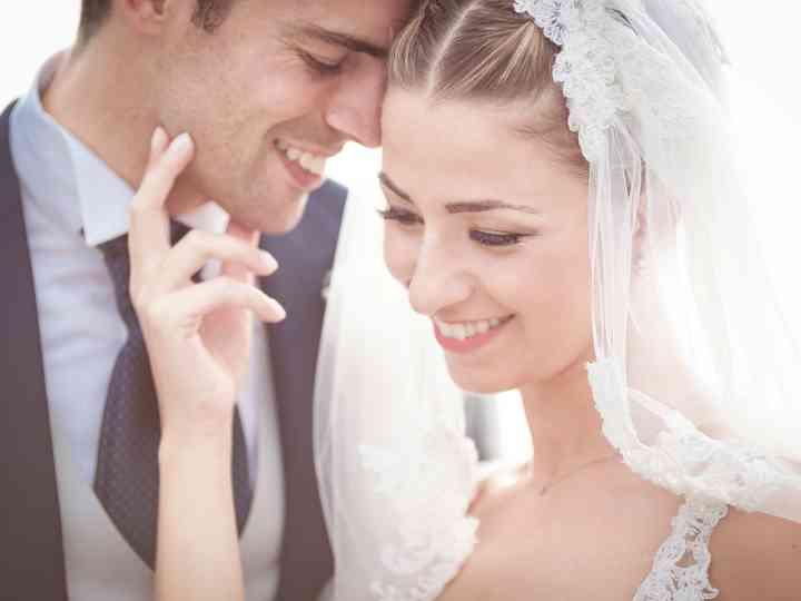 le nozze di Domenico e Lucia