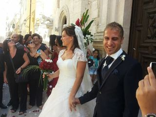 Le nozze di Salvatore  e Valentina