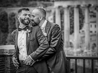 Le nozze di Walter e Angelo