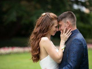 Le nozze di Daniela  e Daniel