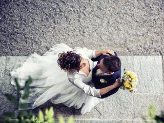 Le nozze di Alessandra e Walter