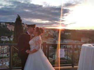 Le nozze di Simone e Donatella