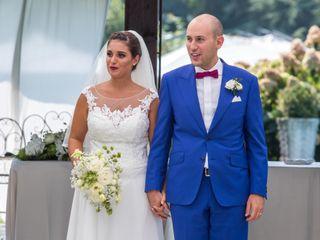 Le nozze di Martina e Santo 1